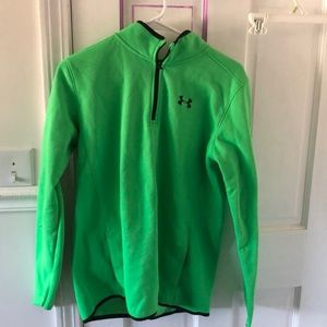 Under Armour Neon Youth pullover